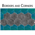 Sea - Borders & Corners