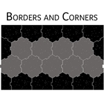 Space - Borders & Corners