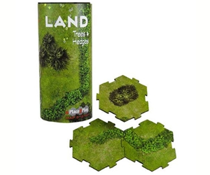Land - Trees & Hedges