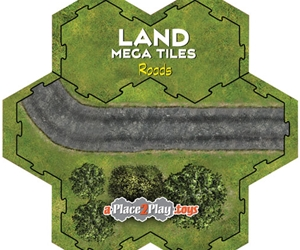 Land - Mega-Tile Roads