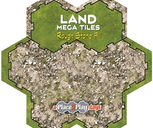 Land - Mega-Tile Fill with Rough Stone