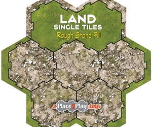 Land - Fill with Rough Stone