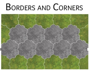 Land - Borders & Corners