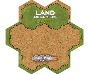 Land - Mega-Tile Fill with Dry Dirt