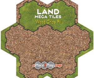 Land - Mega-Tile Fill with Wood Chips