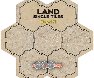 Land - Fill with Gravel